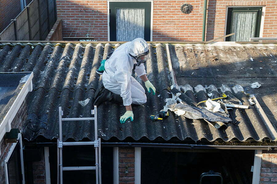Asbestos Tile Removal